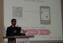 Giuseppe Fragola a WAS - Web Analytics Strategies 2009