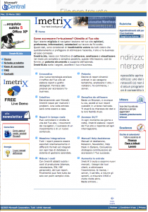 Newsletter Web Analytics