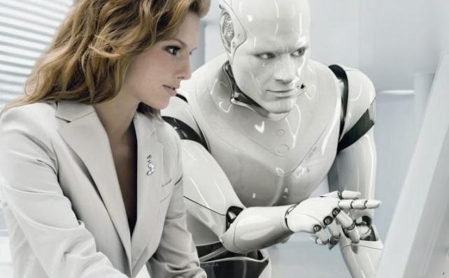 Robot esseri umani